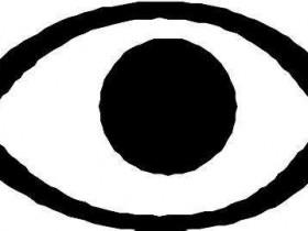 关于眼睛的句子