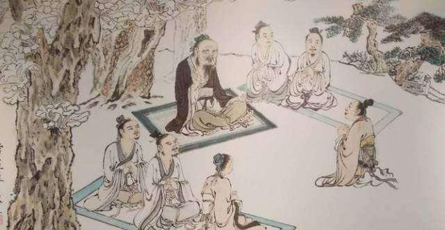 孔子语录原文及翻译