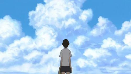 仰望的天空