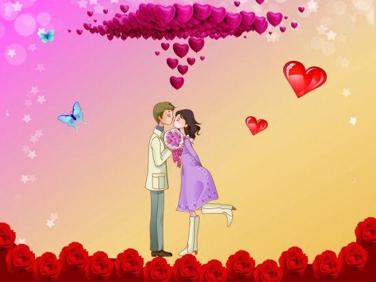 爱情祝福语