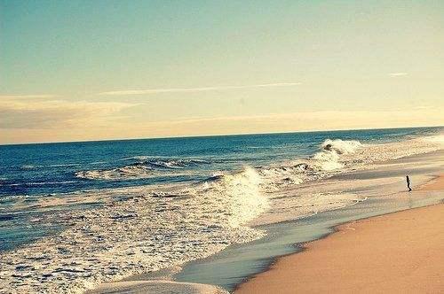海边唯美短句